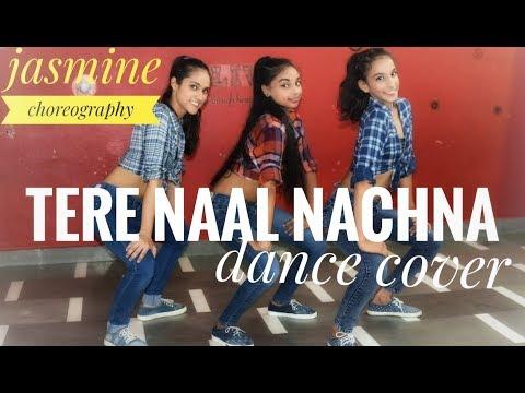 Tere Naal Nachna || Nawabzaade || Badshah, Sunanda S || Dance Cover || Jasmine Choreography