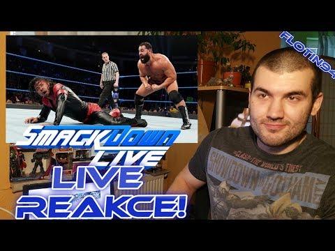 Shinsuke Nakamura vs Rusev US Title SD LIVE 12/25/18 LIVE REACTION