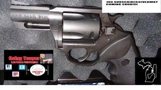 Charter Arms Target Mag Pug