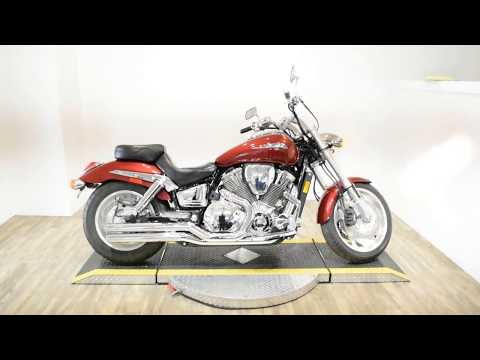 2002 Honda VTX1800 in Wauconda, Illinois - Video 1