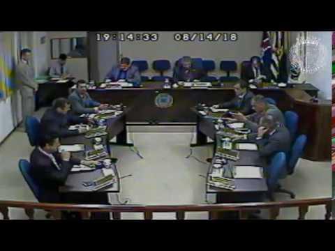 Câmara Municipal de Juquitiba - 21ª Sessão Ordinária 2018
