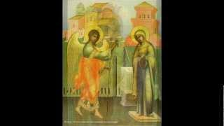 Акафист Пресвятой Богородице. Akathist to the Most Holy Theotokos