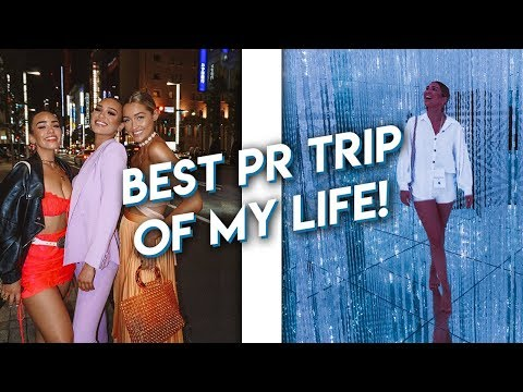 Explore Tokyo With Me | LAST AND BEST TOKYO VLOG!