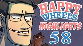 Happy Wheels Highlights #58