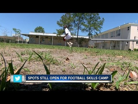 Playmakerz 365 football camp aims to help kids reach life goals