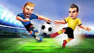 Super Star Head Soccer (Mobile game) Trailer