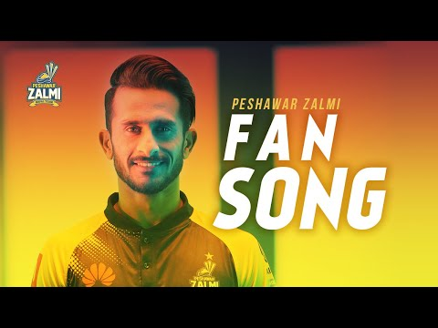 Peshawar Zalmi | Fan Song | Bilawal Sayed