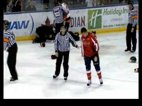 Tyler Kizuik vs. Brendan Hurley