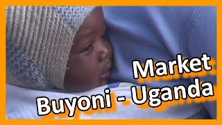 preview picture of video 'Uganda - Market day at Lake Bunyonyi'