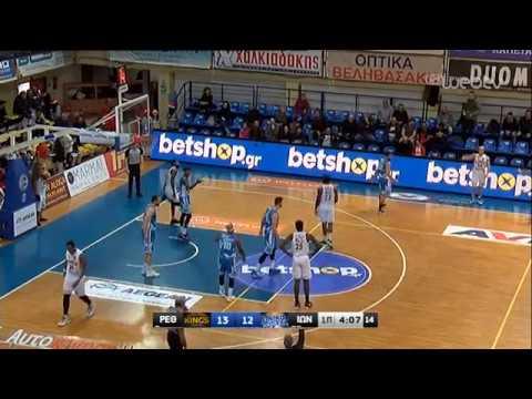 Basket League 2019-2020: ΡΕΘΥΜΝΟ – ΙΩΝΙΚΟΣ | 14/12/2019 | ΕΡΤ
