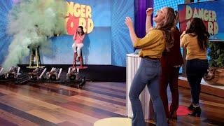 Ellen Celebrates 'Game of Games' Season 4 with 'Danger Word'!