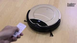 Original Haier SWR Pathfinder Vacuum Cleaner Robot - Gearbest.com