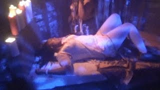 Voodoo Haunted House Maze Complete Walk Through Knotts Scary Farm 2014