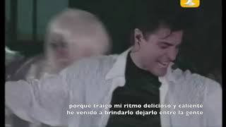 Chayanne liryc - Solo traigo mi ritmo