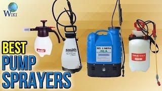 10 Best Pump Sprayers 2017
