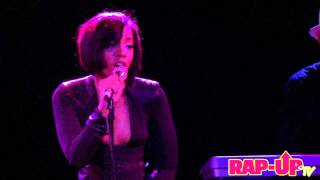 Dawn Richard Performs 'Sucka for Love' at The Roxy