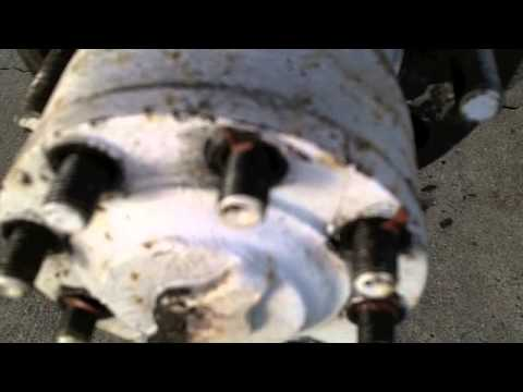 Cone Washer Removal, Rear Axle Removal Mp3