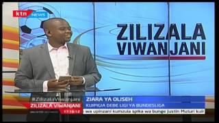 Zilizala Viwanjani: Aliyekuwa mchezaji na mkunfuzi wa Nigeria-Sunday Oliseh azuru Kenya, 20/ 12/16