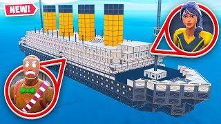 *NEW* TITANIC HIDE & SEEK In Fortnite!