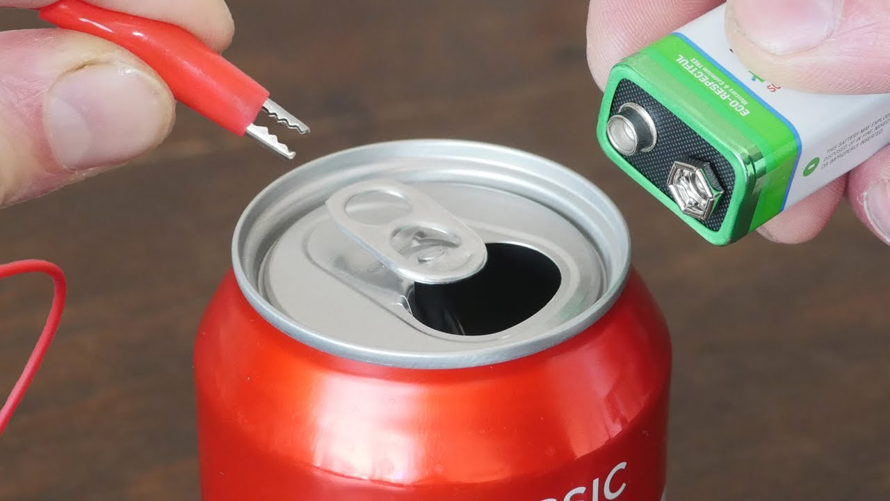 Electronic Coke Game! thumbnail