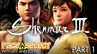 Shenmue III - The Dojo (Let's Play) - Part 1