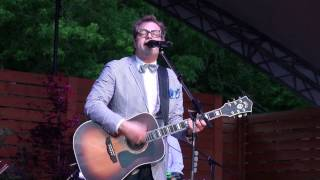 Steven Page Over Joy at Jackson Triggs
