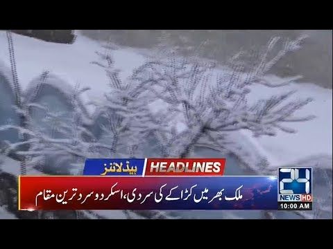 Extremes Winters! -