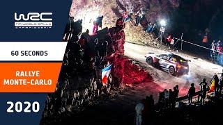 WRC 2020: Rallye Monte-Carlo in 1 minute