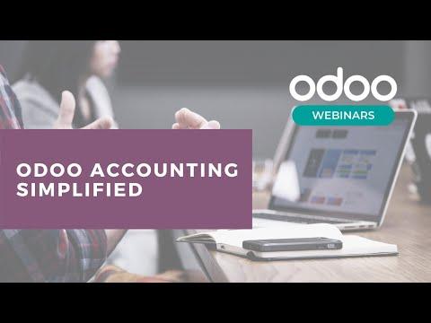 odoo Accounting Simplified