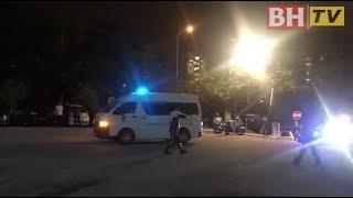 Jenazah isteri KPN tiba di IPK Selangor