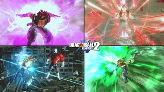DBXV2: New Custom Skills Pack for Cac (SO DOPE) - Dragon Ball Xenoverse 2 Mods