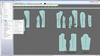 Richpeace CAD Software Online Lessons -Tip of the day-Export Excel of PatternInfo (V10)