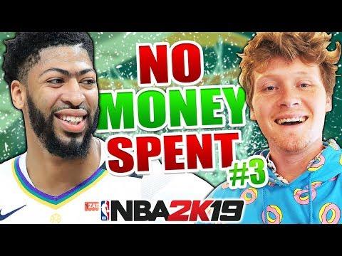 NO MONEY SPENT #3 THE MVP IS HERE! NBA 2K19