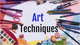 5 Cool Art Techniques