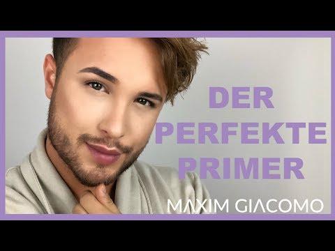 Der Perfekte Primer | Verschiedene Hauttypen | Maxim Giacomo