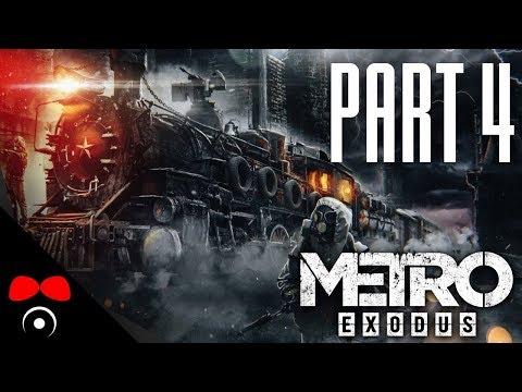 DOKTOR FRANKENSTEIN! | Metro Exodus #4