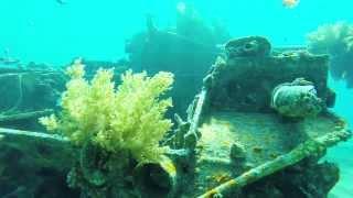 preview picture of video 'PADI SCUBA Diving Trip: Day 3 Aqaba - Jordan'