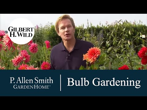 "Garden Home ""Bulb Gardening"""