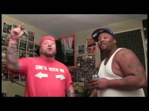 "Jack Skag and Shaun Whitman video vlog for ""partime lover"" T.o.P. music!"
