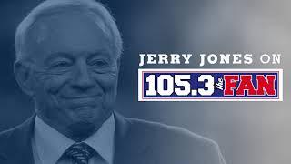 Jerry Jones On 105.3 The Fan 9/10/19 | Dallas Cowboys 2019