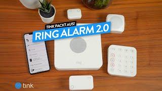 Ring Alarm 2.0 - Unboxing #tinkPacktAus
