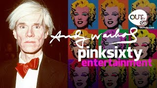 ANDY WARHOL in Life & Art.