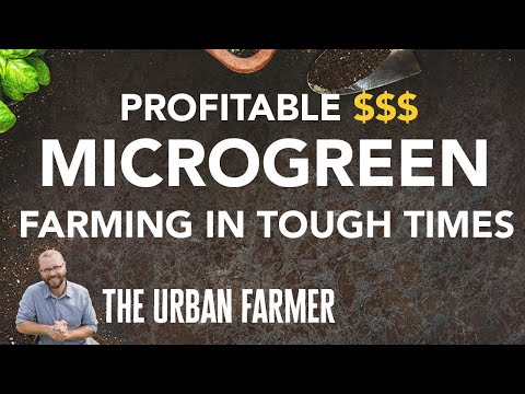 , title : 'Adapting to the Current Situation and Winning with Microgreens - Micro Acres