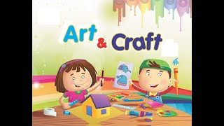 Kids Activities At Home | Fun Craft Activities For Kids | Art And Craft With Paper | Art & Craft