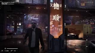 UE4. Cyberpunk streets. Work in progress.