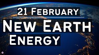 21 February | New Energy