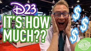 The Most Expensive Things at D23 | Marvel Campus Exclusive First Look