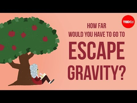 How Far Would You Go to Escape Gravity?