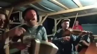 """Video JIŘINA, """"Tělísko"""", Pylypets (UA), live video, 6.7.2019"""