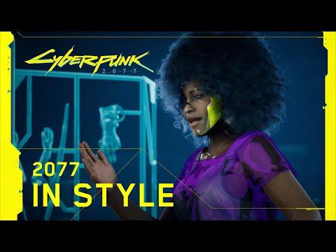 Présentation des styles vestimentaires de Cyberpunk 2077